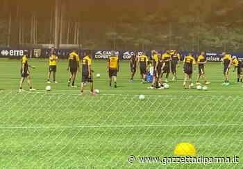 Krause arrivato in ritiro a Castelrotto: subito a colloquio con la squadra - Video - Gazzetta di Parma