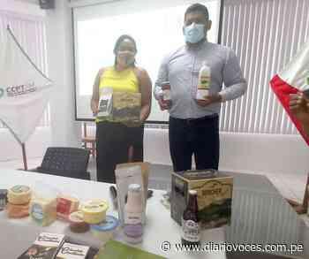 Alcalde de Oxapampa: Presentó productos derivados en Tarapoto - Diario Voces