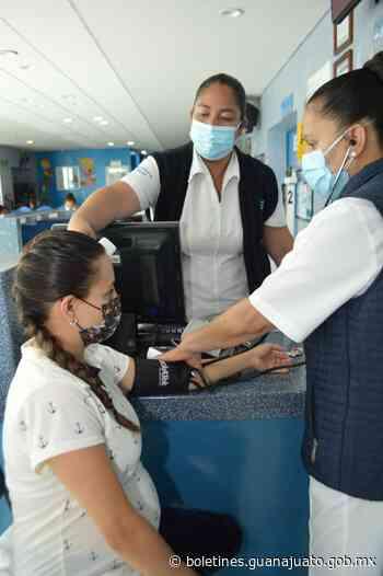El Hospital General de Dolores Hidalgo recibe reconocimiento por la atención durante la pandemia - Noticias Gobierno del Estado de Guanajuato