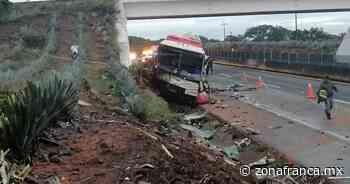 Eran de San Felipe y Dolores Hidalgo los 6 fallecidos del choque en la Tepic-Guadalajara - Zona Franca