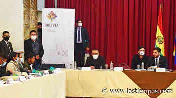 El Gobierno deja la mediación en Adepcoca tras retiro de Armin Lluta - Los Tiempos