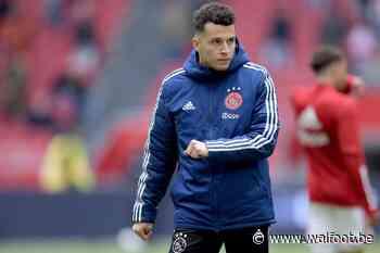 Le Club de Bruges sur les traces d'un attaquant du FC Séville - Walfoot.be