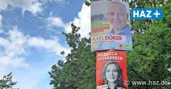 Kommentar zum Plakatieren im Wahlkampf in Burgwedel - Hannoversche Allgemeine