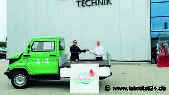 AGRAVIS ist offizieller Technikpartner der LAGA - leinetal24.de