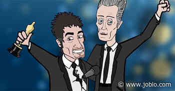 Al Pacino and Christopher Walken are Roomies! Check out the full show here! - JoBlo.com
