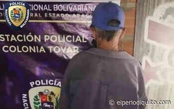 Diario El Periodiquito - Capturaron a tres en La Colonia Tovar - El Periodiquito
