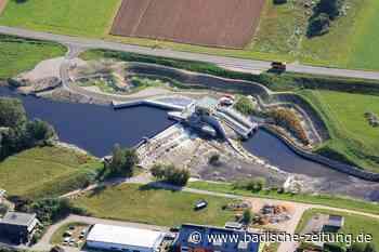 Die Kraft des Wassers im Stromnetz - Zell im Wiesental - Badische Zeitung