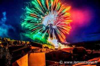 Le feu d'artifice de la Ville d'Issoire (Puy-de-Dôme) programmé ce mercredi 14 juillet est reporté - La Montagne