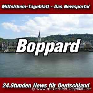 Boppard am Rhein - Verkehr: Hinweis auf Vollsperrung Am Casino und Marienbergerstraße › Von Mittelrhein-Tageblatt Redaktion - Mittelrhein Tageblatt