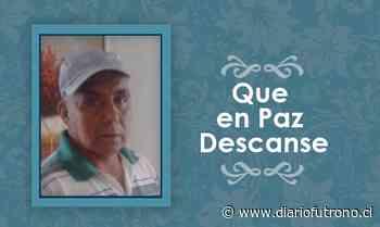 [Defunción] Falleció Raúl Enrique Latorre Neira QEPD - Diario Futrono