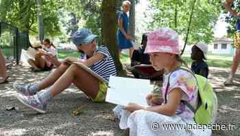 Albi : visites guidées et ateliers artistiques au Parc Rochegude - ladepeche.fr