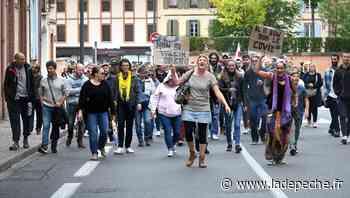 Albi. Nouveau rassemblement contre l'obligation vaccinale - LaDepeche.fr