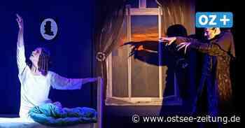 Vampir-Theater startet in Wismar: Diese Regeln gelten für Besucher - Ostsee Zeitung