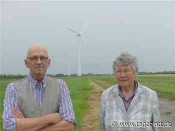 Ihr Ziel ist die Bürgerbeteiligung an der Windkraft-Ernte - Drochtersen - Tageblatt-online