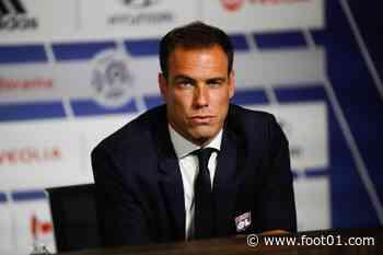 Foot OL - OL : Juninho en patron, Benoit Cheyrou recasé - Olympique Lyonnais - Foot 01 - Foot01