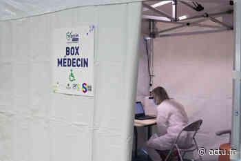 Yvelines. Des centres de vaccination éphémères à Mantes-la-Jolie et Chatou - actu.fr