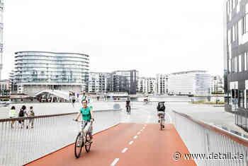 Fahrradbrücke von Dissing + Weitling Architects in Kopenhagen - DETAIL.de - das Architektur und Bau-Portal