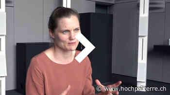 «Im Idealfall entwerfe ich in einer interaktiven Umgebung» - Hochparterre.ch – News in Architektur, Planung und Design