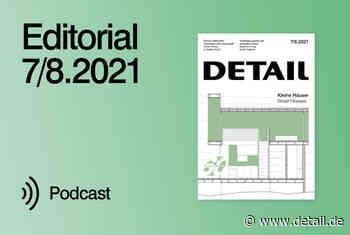 Kleine Häuser - DETAIL.de - das Architektur und Bau-Portal