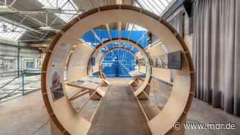 Architektur-Ausstellung in Leipzig zeigt beeindruckende Bauten von Ludwig Leo - MDR