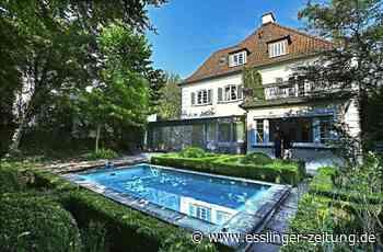 Bonatz-Architektur in Esslingen - Eine Villa von luxuriöser Großzügigkeit - esslinger-zeitung.de