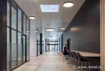 Plug-and-Play-Leuchte für hohe Räume - DETAIL.de - das Architektur und Bau-Portal