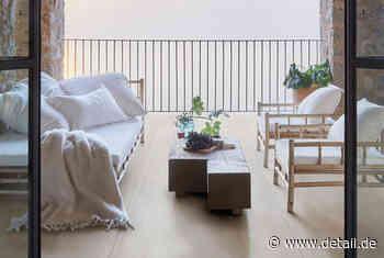 Marmor neu interpretiert - DETAIL.de - das Architektur und Bau-Portal