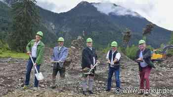 Spatenstich für Explorer-Hotel in Farchant: Ein wichtiges Puzzlestück - Merkur Online