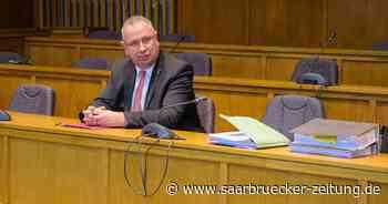 Stadtratssitzung Homburg könnte wegen Corona-Quarantäne ausfallen - Saarbrücker Zeitung