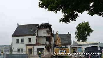Gaststätte an der Hammer Straße in Werl wird abgerissen - soester-anzeiger.de