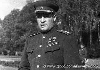 """General Chernyakhovsky: as actually died """"the second Suvorov"""" - The Global Domains News"""