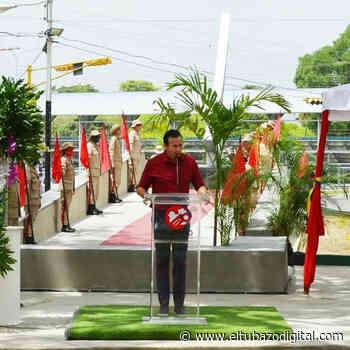 Inauguran Monumento Bicentenario en San Juan de los Morros - El Tubazo Digital