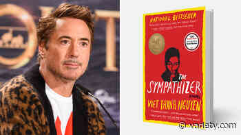 Robert Downey Jr. to Co-Star in Adaptation of 'The Sympathizer' for HBO and A24 - Variety