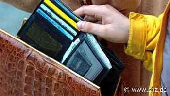 Zwei Geldbörsen gestohlen: Taschendiebe schlagen wieder in Itzehoe zu | shz.de - shz.de