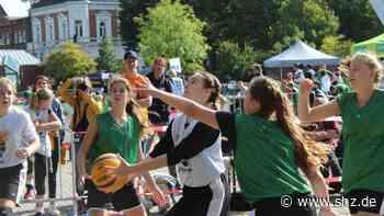 Basketball-Event in Itzehoe: Itzebasket am 14. August mit After-Show-Party auf Berliner Platz | shz.de - shz.de