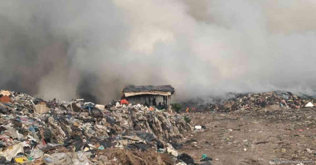 Ambientalistas y ciudadanos cierran basurero de la colmena - Noticias en Puerto Vallarta - Tribuna de la Bahía