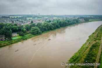 Crisisoverleg bezig over evacuaties in Maasmechelen en Riemst
