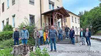 Haus Waldeck in Nagold - Widerstand gegen Abbruch - Schwarzwälder Bote