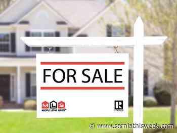 June home sales above 10-year average in Tillsonburg - Sarnia and Lambton County This Week