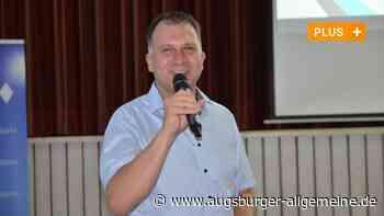 Bürgermeisterwahl in Bellenberg: CSU nominiert Oliver Schönfeld - Augsburger Allgemeine