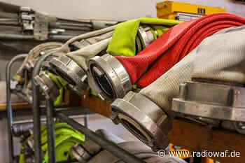Feuerwehr aus dem Kreis Warendorf beendet Einsatz in Aachen - THW und DLRG helfen weiter in NRW - Radio WAF