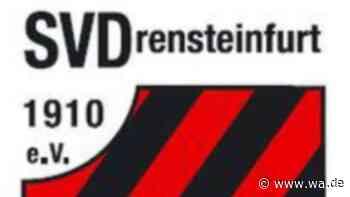 Der Fußball-Bezirksligist SV Drensteinfurt startet gegen Germaia Lohauserholz und BW Sünninghausen in die S... - wa.de