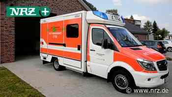 Isselburg: 92 Prozent der Rettungswagen sind schnell vor Ort - NRZ