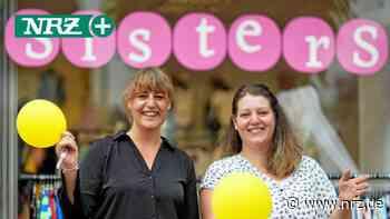Schwestern eröffnen Second-Hand-Laden für Kids in Isselburg - NRZ