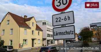 Biberach: Tempo 30 tagsüber auf einigen Straßen kommt - Schwäbische