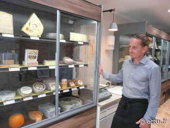 Clisson : un fromager s'installe dans le centre-ville - actu.fr