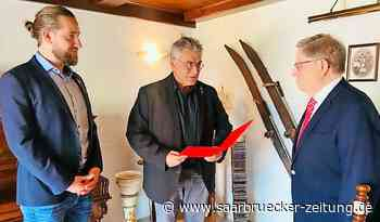 SPD Ottweiler ehrt Ernst Flaccus - Saarbrücker Zeitung