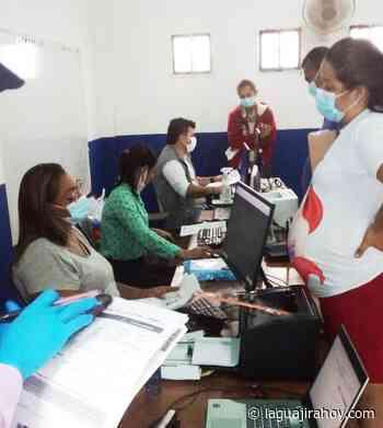 Planeación Nacional llegó a los barrios de Maicao para sisbenizar a más familias - La Guajira Hoy.com