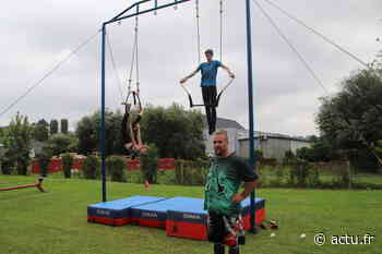 Lisieux : les jeunes ont testé les arts du cirque - Le Pays d'Auge