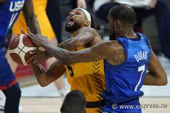 Olympia 2021: Kevin Durant und US-Boys verlieren gegen Australien - Express.de